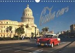 Cuba Cars (CH-Version) (Wandkalender 2019 DIN A4 quer)