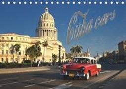 Cuba Cars (CH-Version) (Tischkalender 2019 DIN A5 quer)