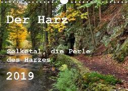 Der Harz (Wandkalender 2019 DIN A4 quer)