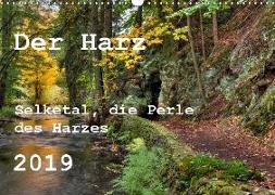 Der Harz (Wandkalender 2019 DIN A3 quer)