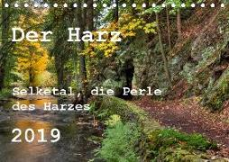 Der Harz (Tischkalender 2019 DIN A5 quer)
