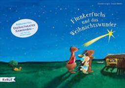 Flunkerfuchs und das Weihnachtswunder. Bildkarten fürs Erzähltheater Kamishibai
