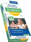 Englisch Vokabeln Übungsbox Grundschule, 1. und 2. Lernjahr
