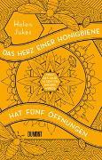 Das Herz einer Honigbiene hat fünf Öffnungen