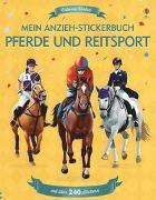 Mein Anzieh-Stickerbuch: Pferde und Reitsport