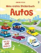 Mein erstes Stickerbuch: Autos