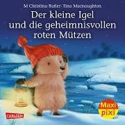 Maxi Pixi 285: VE 5 Der kleine Igel und die geheimnisvollen roten Mützen (5 Exemplare)