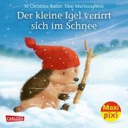 Maxi Pixi 287: VE 5 Der kleine Igel verirrt sich im Schnee (5 Exemplare)