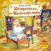 Maxi Pixi 271: VE 5 Mannomann, der Weihnachtsmann! (5 Exemplare)