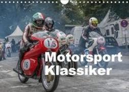 Motorsport Klassiker (Wandkalender 2019 DIN A4 quer)