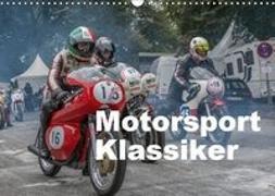 Motorsport Klassiker (Wandkalender 2019 DIN A3 quer)