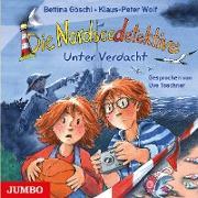 Die Nordseedetektive. Unter Verdacht