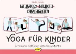 Träum+Spür-Karten: Yoga für Kinder