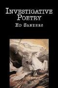 Investigative Poetry