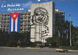 La Habana / Havanna (Wandkalender 2019 DIN A2 quer)