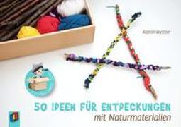 Kita-Kinder-Lernspiel-Kisten. 50 Ideen für Entdeckungen mit Naturmaterialien