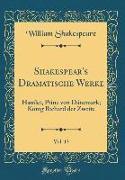 Shakespear's Dramatische Werke, Vol. 13