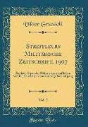 Streffleurs Militärische Zeitschrift, 1907, Vol. 2