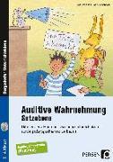 Auditive Wahrnehmung - Satzebene