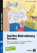 Auditive Wahrnehmung - Textebene