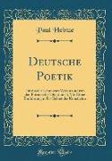 Deutsche Poetik
