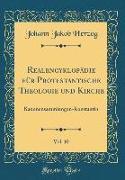 Realencyklopädie für Protestantische Theologie und Kirche, Vol. 10