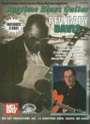 Ragtime Blues Guitar of Rev. Gary Davis: Arranged for Fingerstyle Guitar [With 3 CDs]