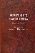 Approaches to Psychic Trauma: Theory and Practice