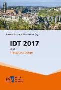 IDT 2017. Band 1: Hauptvorträge