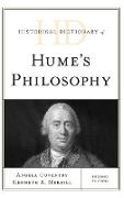 Historical Dictionary of Hume's Philosophy