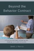 Beyond the Behavior Contract: A Practical Approach to Dealing with Challenging Student Behaviors