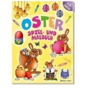 Oster Spiel- und Malbuch
