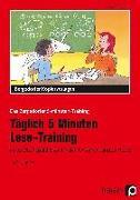 Täglich 5 Minuten Lese-Training - 1./2. Klasse