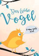 """Premium Notizbuch A5 """"Der frühe Vogel kann mich mal"""""""