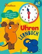 Die Maus Uhrenlernbuch