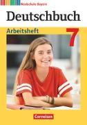 Deutschbuch - Realschule Bayern - Neubearbeitung. 7. Jahrgangsstufe - Arbeitsheft mit Lösungen
