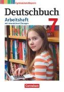 Deutschbuch Gymnasium - Bayern - Neubearbeitung. 7. Jahrgangsstufe - Arbeitsheft mit interaktiven Übungen auf scook.de