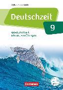 Deutschzeit - Östliche Bundesländer und Berlin. 9. Schuljahr - Arbeitsheft mit interaktiven Übungen auf scook.de