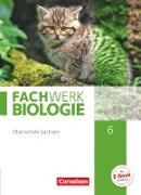 Fachwerk Biologie - Sachsen. 6. Schuljahr - Schülerbuch