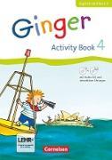 Ginger - Allgemeine Ausgabe - Neubearbeitung. 4. Schuljahr - Activity Book mit interaktiven Übungen auf scook.de