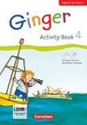 Ginger - Early Start Edition - Neubearbeitung. 4. Schuljahr - Activity Book mit interaktiven Übungen auf scook.de