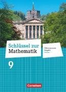Schlüssel zur Mathematik - Differenzierende Ausgabe Hessen. 9. Schuljahr - Schülerbuch