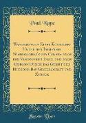 Wanderungen Eines Künstlers Unter den Indianern Nordamerika's von Canada nach der Vancouver's-Insel und nach Oregon Durch das Gebiet der Hudsons-Bay-Gesellschaft und Zurück (Classic Reprint)