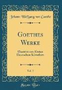 Goethes Werke, Vol. 2