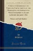 Canstatt's Jahresbericht Über die Fortschritte in der Pharmacie und Verwandten Wissenschaften in Allen Ländern im Jahre 1861, Vol. 11