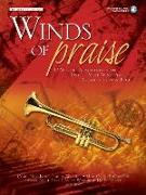 Winds of Praise: For Trumpet or Clarinet [With CD (Audio)]