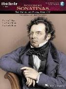 Schubert Sonatinas: Violin [With CD (Audio)]