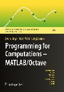 Programming for Computations - MATLAB/Octave
