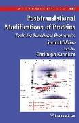 Post-Translational Modifications of Proteins: Tools for Functional Proteomics