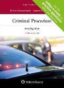 Criminal Procedure: Investigation